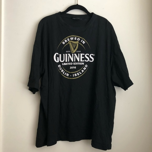 Urban Outfitters Tops - Guinness Beer Vintage Tee Urban Outfitters